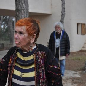 Isabel et Diego à Formentera