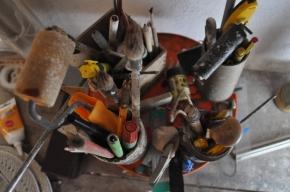 Détail - Atelier de Formentera