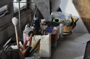 Détail de l'atelier de Paris