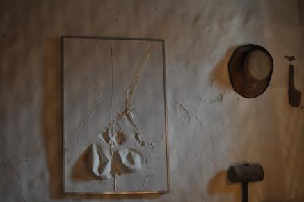 Sans titre Référence: IE 2016 DD #1001 Circa 1970 Relief tactile polymère 86 x 55 x 3 cm Collection de l'artiste - Disponible