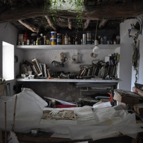 L'atelier d'Isabel à Formentera