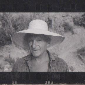 Charles Estienne à Ibiza, en 1964